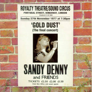 Gold Dust -  Live At The Royalty 1977