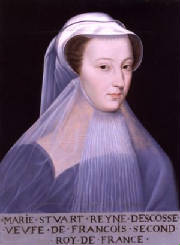 Mary, Queen of Scots by François Clouet